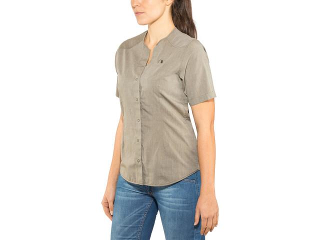 Tatonka Cormac Camisa Manga Corta Mujer, olive